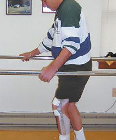 Ultraflex ウルトラセーフステップ 膝継手