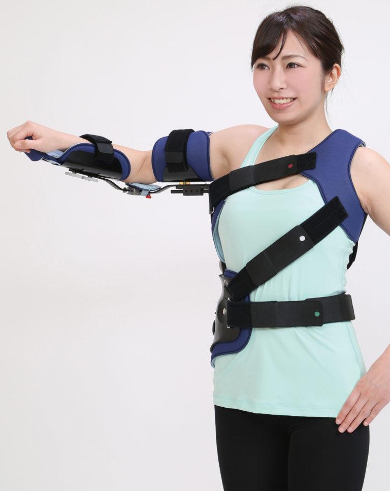 MP肩装具システム 腋下型